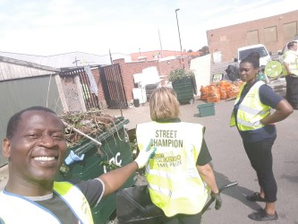 Croydon Community Clean Up