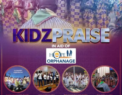 Kidz Praise At OasisHouse ~Croydon On Sept 28