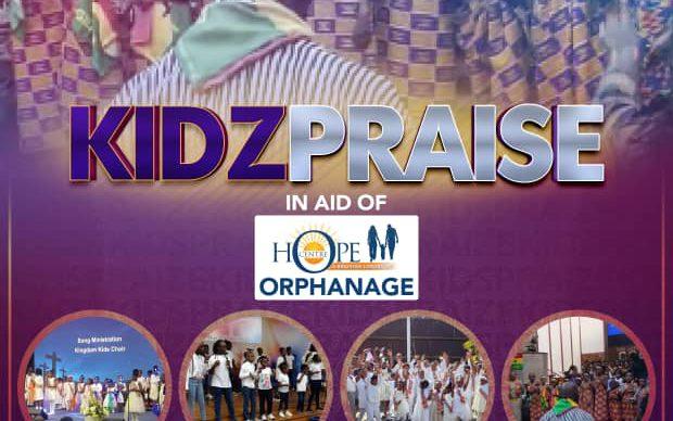 Kidz Praise At OasisHouse ~Croydon On Sept 28