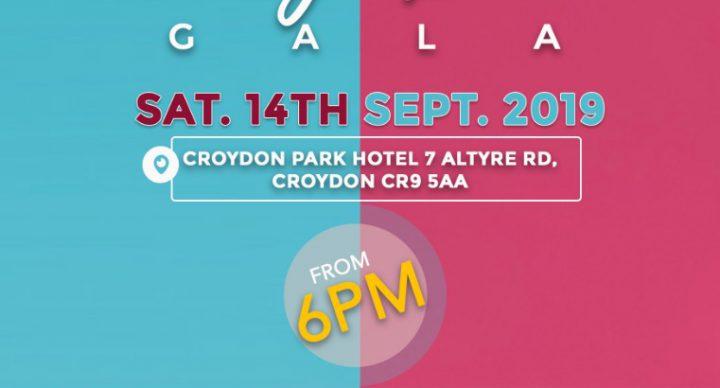 MOI & LOI Fancy Dress Gala At the Croydon Park Hotel - Sept 14