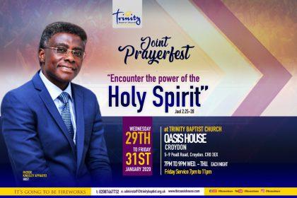 Joint Prayerfest