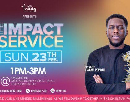 Impact Service - February 2020