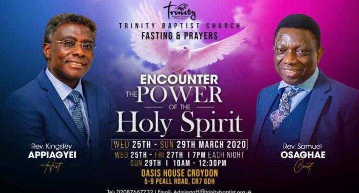 March Prayerfest